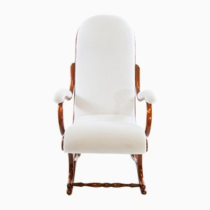 Vintage No. 1 Bentwood Armchair from Thonet