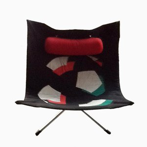 Miamina Lounge Chair by Salvati e Tresoldi for Saporiti, 1990s