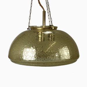 Vintage German Ceiling Lamp from Doria Leuchten, 1960s