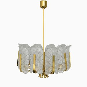 Chandelier by Carl Fagerlund for JSB, 1960s