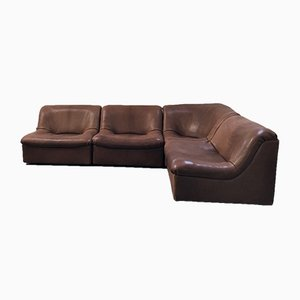 Vintage DS46 Sofas from de Sede, Set of 4