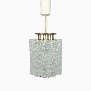 Lampada da soffitto di Doria Leuchten, Germania, anni '60