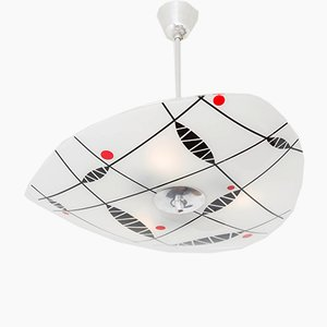 Mid-Century Ceiling Lamp from Napako, 1960s
