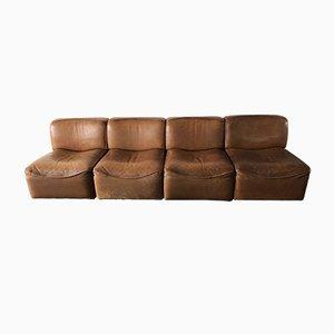 Modell DS15 Modulares Sofa von de Sede, 1970er