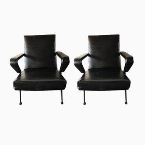 Repose Stühle von Friso Kramer für Ahrend De Cirkel, 1968, 2er Set