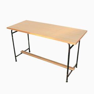 Vintage Belgian School Table