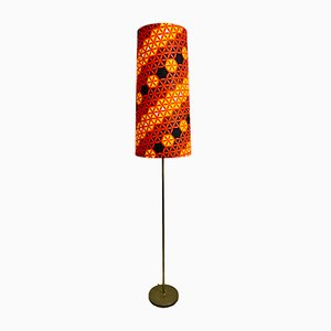 Lampada con base in ottone, Germania, anni '70