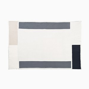 The Segments of Frame Blanket by Roberta Licini