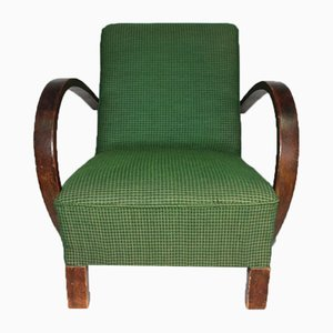 Vintage Armchair by Jindřich Halabala for UP Závody