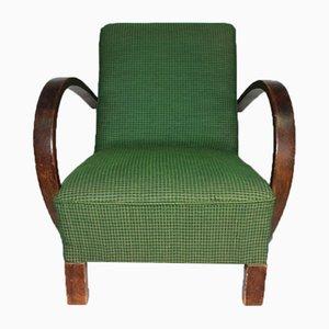 Vintage Armchair by Jindřich Halabala for UP Závody