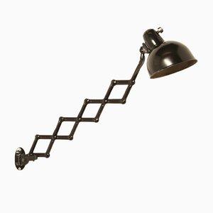 Bauhaus Model 6718 Scissor Lamp by Christian Dell for Kaiser idell