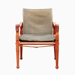Safari Lounge Chair by Kaare Klint, 1950s