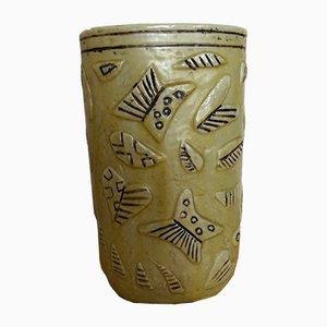 Vintage Vase aus der Sparta Reihe von Gunnar Nylund für Rörstrand