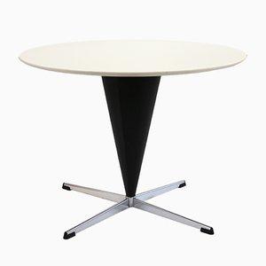 Mid-Century Cone Tisch von Verner Panton