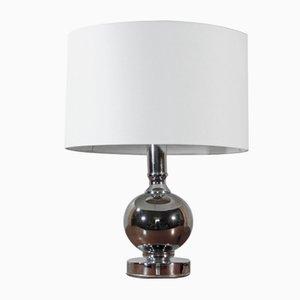 Lampe de Bureau Vintage en Chrome