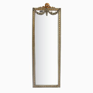 Louis XV Style French Painted Mirror