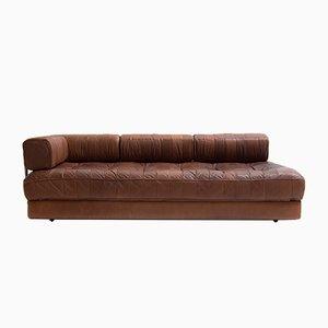 Sofá cama modelo DS 80 de de Sede, años 70