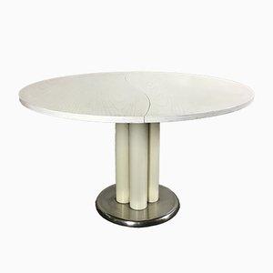 Table de Salle à Manger à Rallonge par De Pas, D'Urbino, et Lomazzi pour Acerbis, 1960s