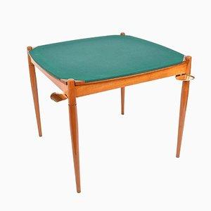 Table de Jeux par Gio Ponti pour Fratelli Reguitti, Italie, 1958