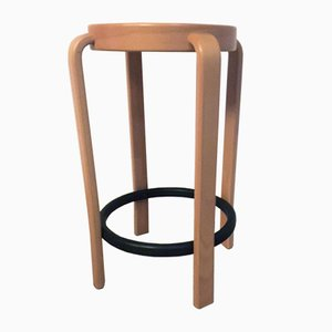 Vintage Danish Stool by Thygesen & Sørensen for Magnus Olesen