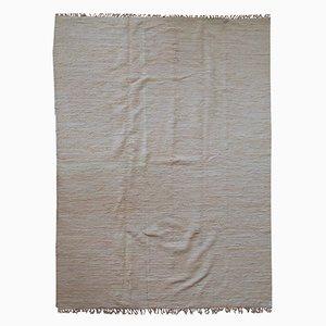 Handgearbeiteter Indischer Kilim Teppich, 1970er