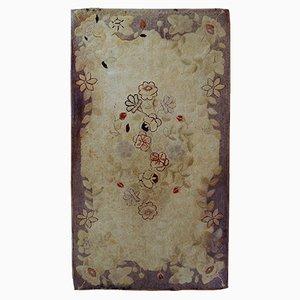 Tappeto antico fatto a mano, Stati Uniti, inizio XX secolo