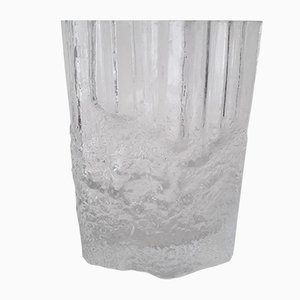 Pinus Glass Vase by Tapio Wirkkala for Iittala, 1970s