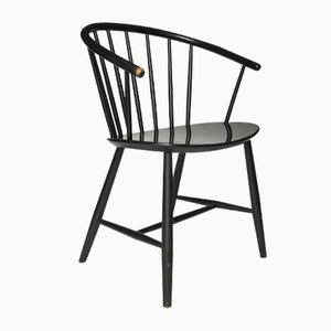 J64 Chair by Ejvind Johansson for FDB Mobler, 1957
