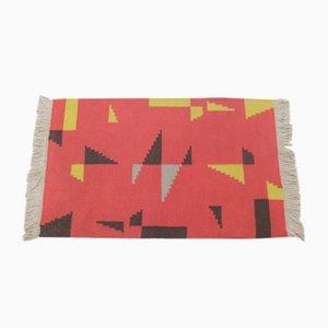 Geometrischer Vintage Kilim Teppich, 1970er