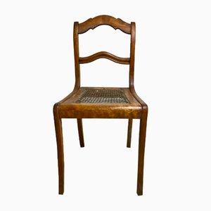 Antiker Biedermeier Stuhl