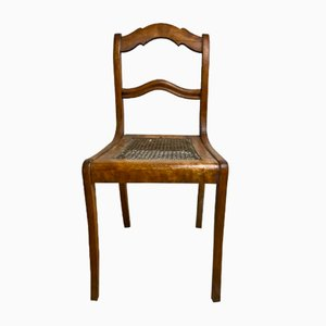 Antique Biedermeier Dining Chair