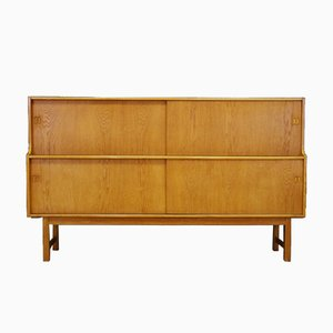 Dänisches Mid-Century Highboard