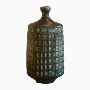 Mid-Century Vase aus Keramik von Karl Scheid für Wächtersbacher