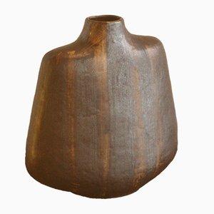 Vase Mid-Century en Céramique par Gerda Heuckeroth pour Carstens Tönnieshof
