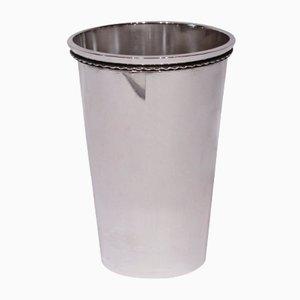 Vintage Swedish Silver Vase