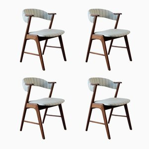 Dining Chairs from Korup Stolefabrik, 1960s, Set of 4