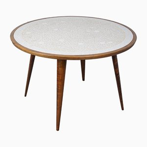 Mid-Century Mosaic Coffee Table by Berthold Müller-Oerlinghausen, 1950s