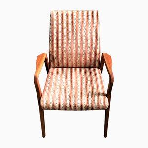 Vintage Scandinavian Armchair, 1960s