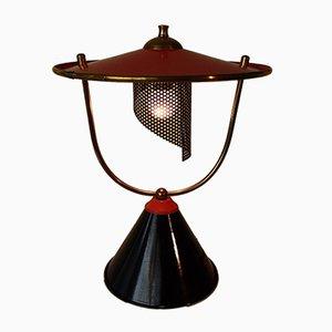 Lampada da tavolo Mid-Century in ottone di Mathieu Matégot