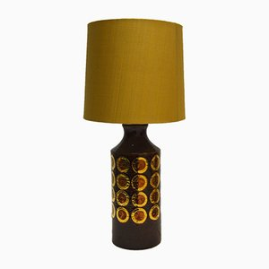 Italian Table Lamp by Bitossi, 1960s