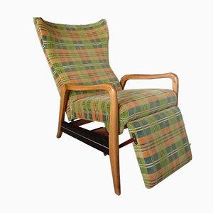 Sedia alata di Walter Knoll / Wilhelm Knoll, anni '60