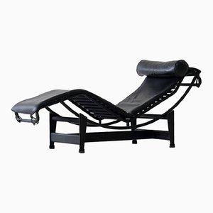 Chaise Longue LC4 Vintage par Le Corbusier pour Cassina