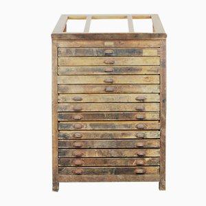 Belgian Wooden Dresser from Standaert & Cie