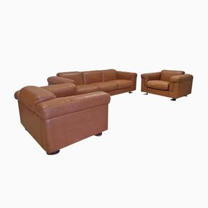 Living Room Set by Valeria Borsani & Alfredo Bonetti for Tecno, 1966