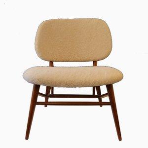 TV Fireside Chair by Alf Svensson for Ljungs Industrier, 1958