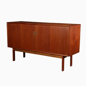 Mid-Century Danish OS63 Teak Sideboard by Arne Vodder for Sibast Møbler