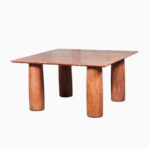 Table de Salle à Manger Il Colonnato en Onyx par Mario Bellini pour Cassina, 1970s