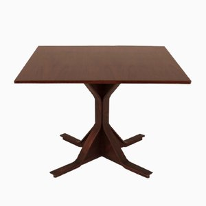 Mid-Century Rosewood Table by Gianfranco Frattini