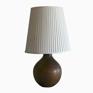 Lampe aus Keramik, 1960er