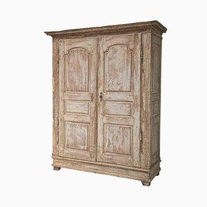 Antiker Französischer Schrank im Provenzalischen Stil